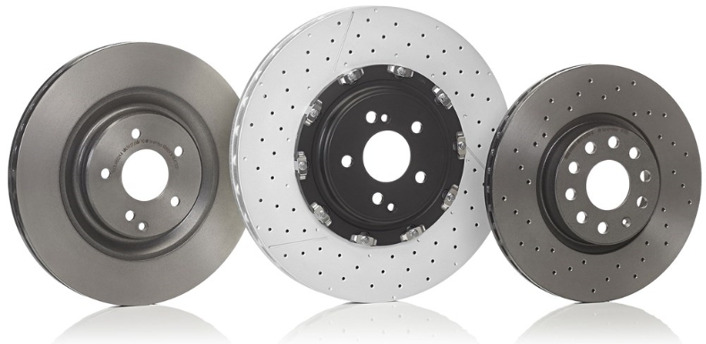 Drilled VS Slotted Brake Rotors – Understanding the Difference in Performance and Design