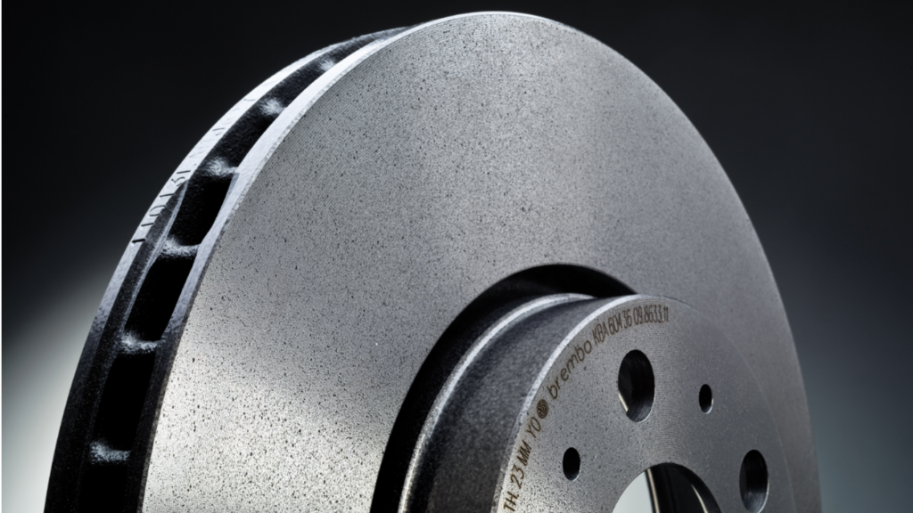 Brembo UV-Coated Rotors