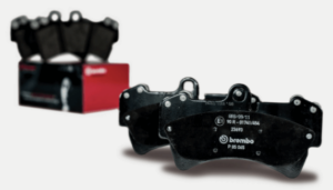 Brembo Low-Met Brake Pads